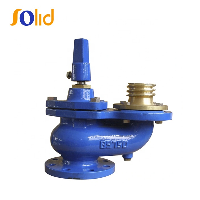 BS750 Cast Iron or Ductile Iron Fire Hydrant Valve