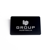 Custom Logo and Shape Engraved membership metal business cards metal name card metal cards for business use