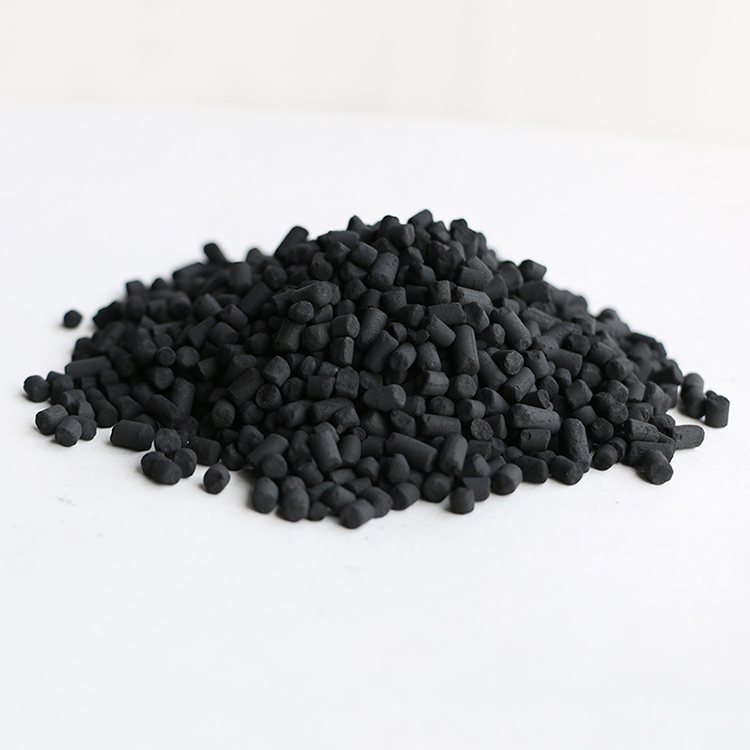Anthracite coal columnar pellet activated carbon for <strong>industrial</strong>