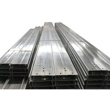 galvanized steel standard size c channel purlins specification