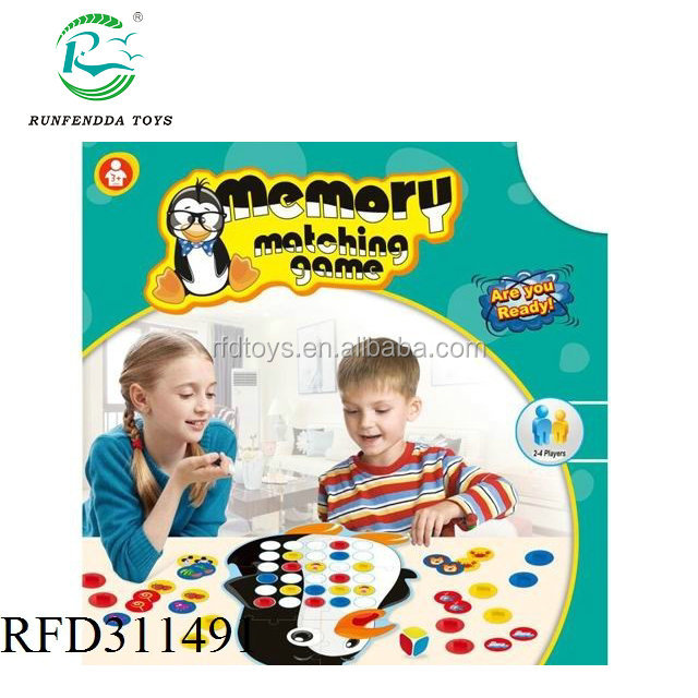 Toy educational funny colorful board game kids set toy