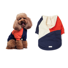 Wholesale Custom Soft Cotton Pet Clothes Small Dog Sweater dog apparel pet clothes winter pet apparel dog hoodie