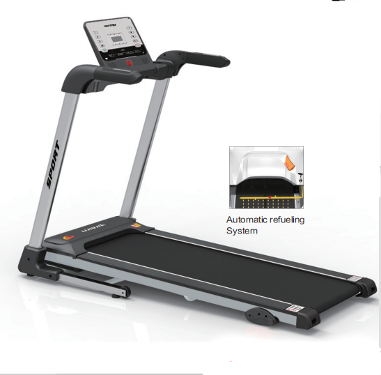 Home Gym Treadmill Running Machine Foldable Manual Electric Walking <strong>Fitness</strong>