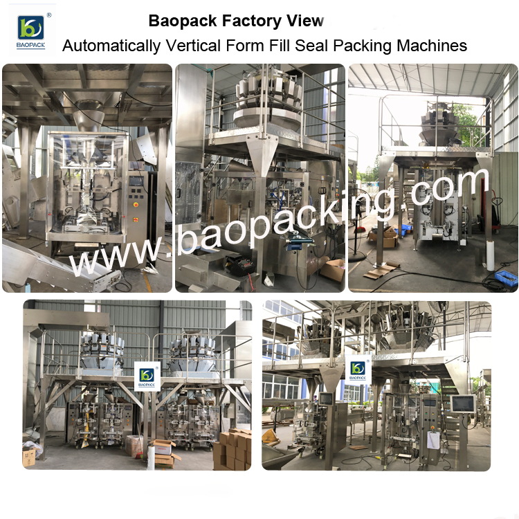 Full automatic spice milk drinking powder packaging machine vacuum transfer equipment