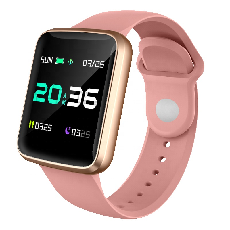 1.3 Inch Color <strong>Touch</strong> <strong>Screen</strong> NFC Smart Bracelet IP67 Wristband Remote Camera Bluetooth Sport Smartwatch