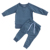 2020 fall children clothes thick knitted cotton clothing set long sleeve  2pcs outfits
