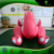 Pink Inflatable Sexy Dragon, Inflatable Laying Dragon Bed, Dragon Sex Doll