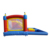 Residential Jumping Castles Inflatable Water Slide Pool Combo Bouncing Castles Bounce House With Water Slides