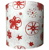 Toilet Paper Roll Party Gift Merry Christmas Roll Paper for Table Living Room Bathroom