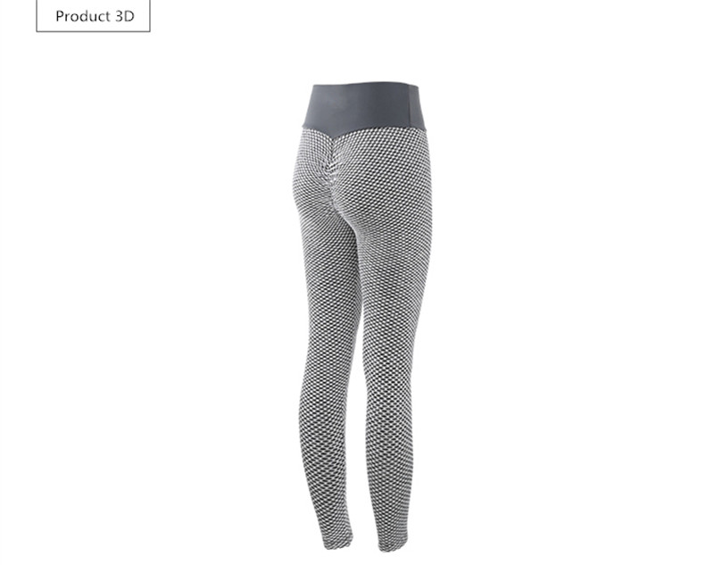 Yoga Pants Gym Leggings Anti-cellulite Squat Proof Push Up Tights Flex Booty Scrunch Butt Lift Workout Women Sports