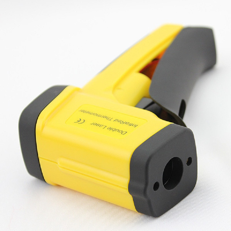 Auto temperature meter Gun -50~850 Degrees Celsius Pyrometer Handheld High Temperature Tester