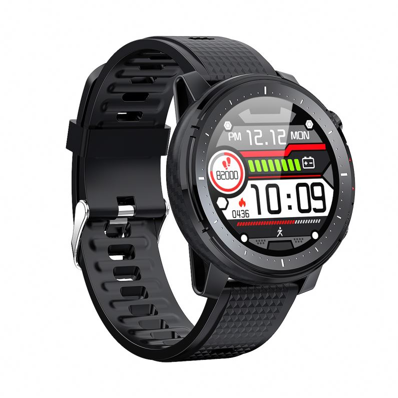 BF-L9 The High Quality Smart Watch 2019 With <strong>H</strong> D Lcd Screen Smart Watch For Mobile Phone L15 smart watch