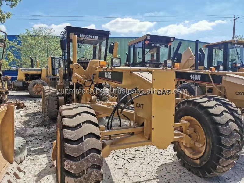 Used 140G Motor Grader 140H caterpillar motor grader 140g