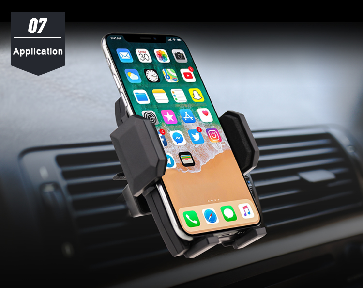 Newest Phone Gadgets 2020 Universal Car Air Vent Cell Phone Holder for Car