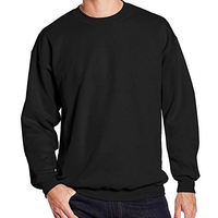 OEM Printed Plain Men's Ultimate Cotton Heavyweight Crewneck Sweatshirt