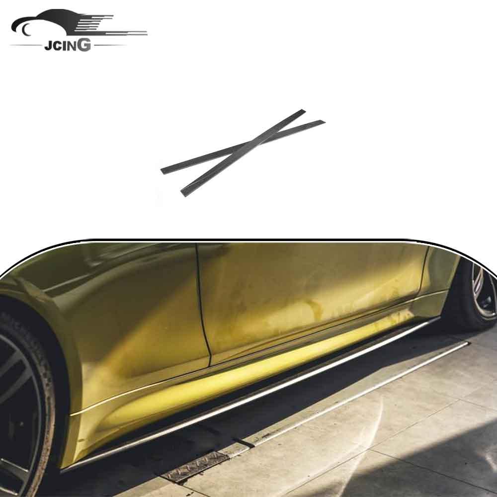 M4//M3 de fibre de carbone véritable Wing Mirror Covers for BMW M3//M4 F80 F82 F83