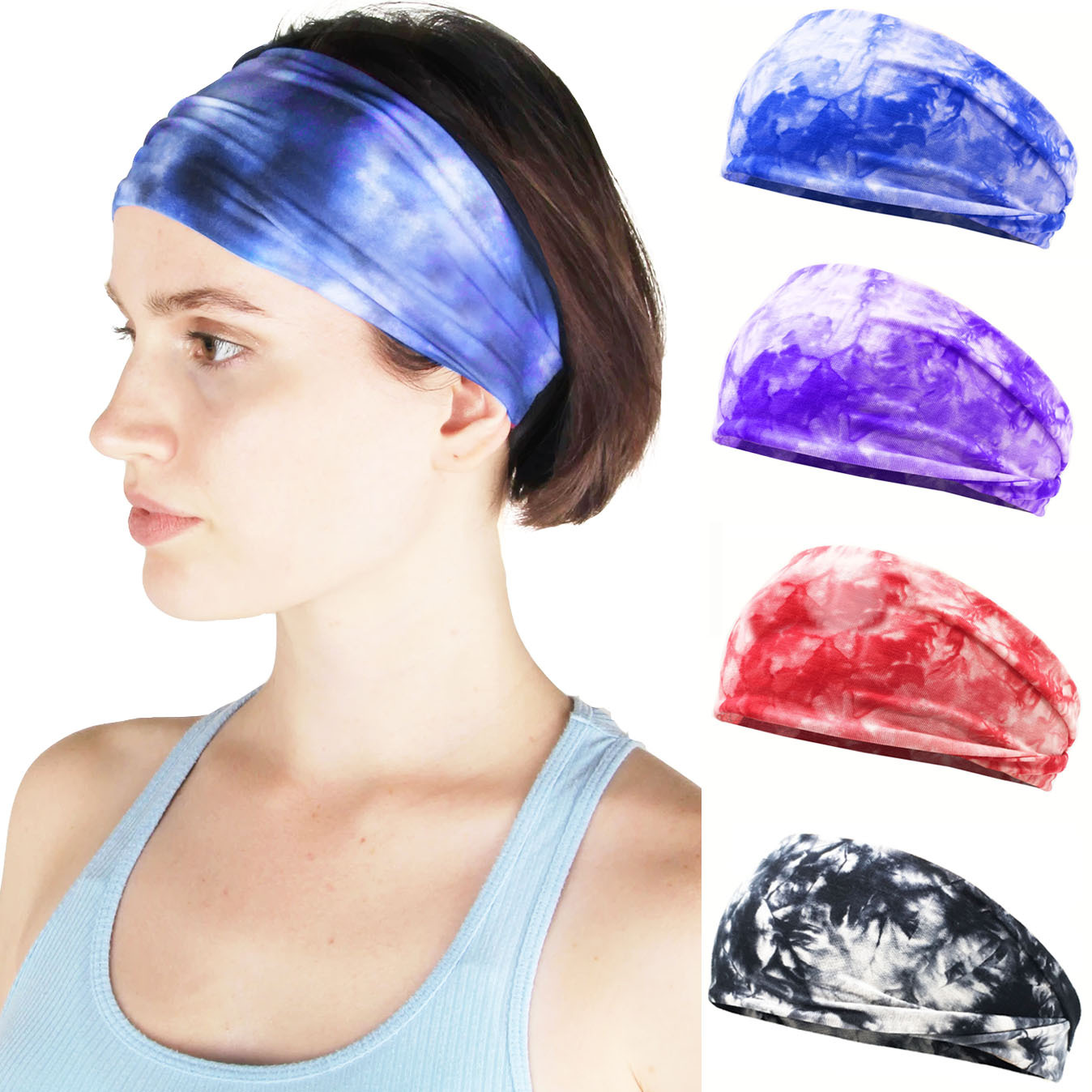 Amazon best selling sports <strong>headband</strong> men's <strong>headband</strong> fitness sweat yoga running harness <strong>headband</strong>