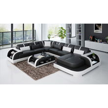 2019 fashionable high class Foshan living room <strong>furniture</strong> modern sofa