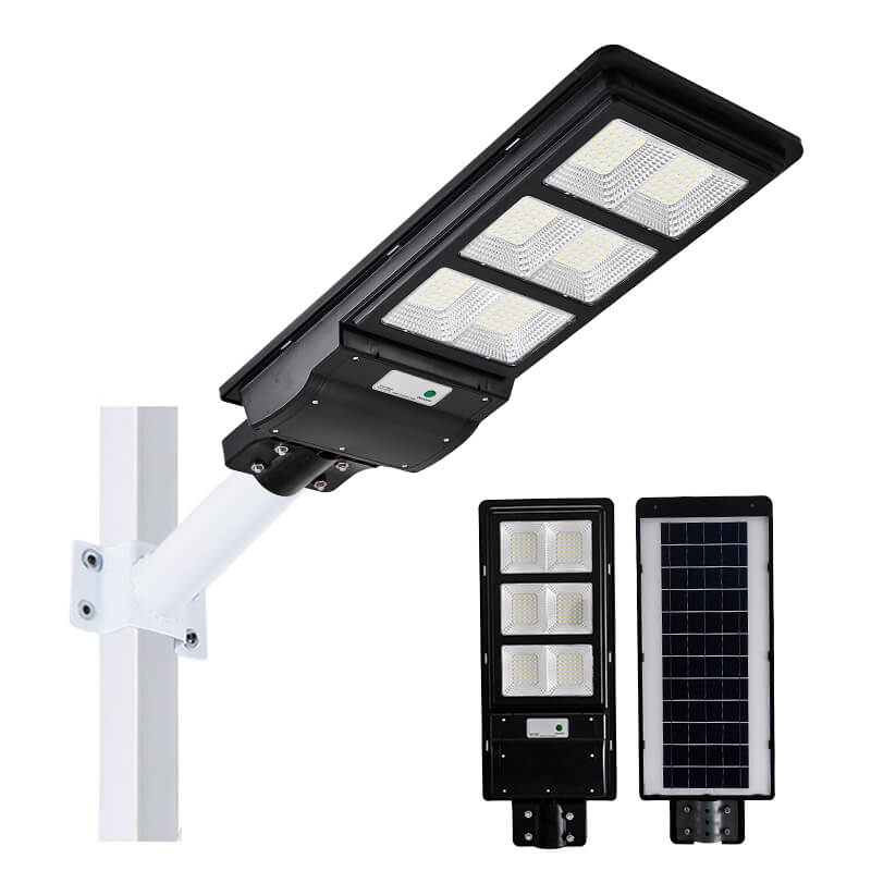 Waterproof outdoor ip65 motion sensor integrated 10w 20w 30w 50w <strong>led</strong> solar street light price