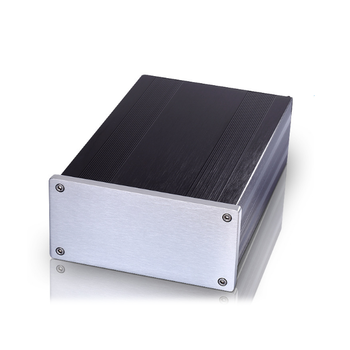 High quality case aluminum small cabinet tube amplifier chassis