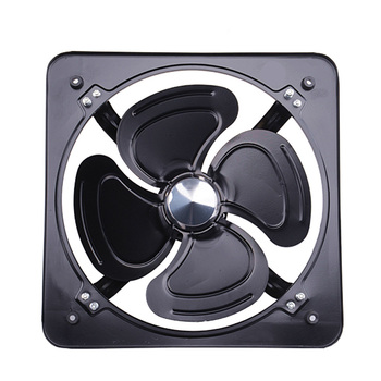 12 Inch Wall Mounted Extractor Ventilation Fan Silent Bathroom Kitchen Toilet High Speed Ventilator Industrial Exhaust Fan