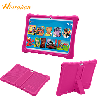 Wintouch pc tab and education online home studying children learning game tablets kids tablet with sim card