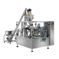 Intelligent Form Fill Seal Rotary Packaging Machines