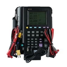 low price temperature calibrator MS7212 with hart, digital temperature thermocouple RTD calibrator MS7212