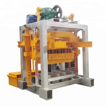 Manual Solid Block Machine Brick Making Machines for Sale