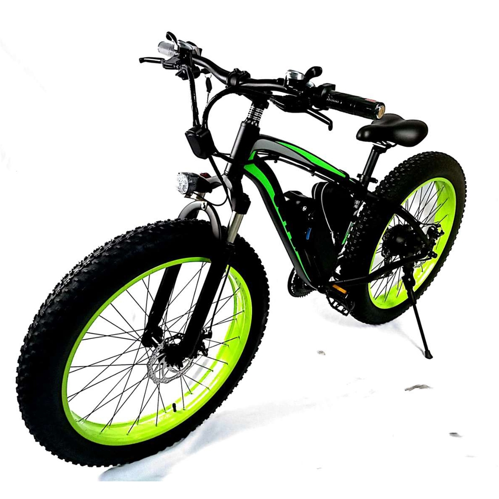 <strong>1000</strong> <strong>W</strong> Electric Bycicle/E Mountain EL Bike, Mounten 2 Wheel Fat Ebike 48V 1000W