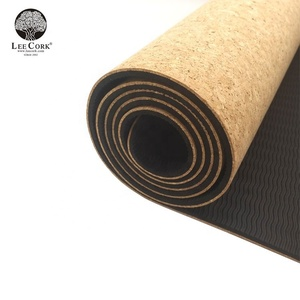 2019 hot cork yoga mat