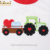 Love on the truck boy set applique - BB1689