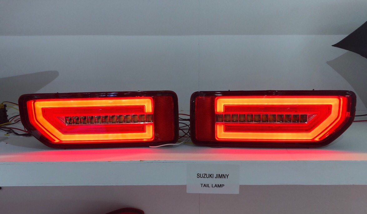 Hot selling tail lamp for Jimny led rear lights