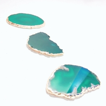 China Supplier agate coasters