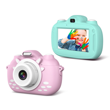 2020 Hot sell Best Children new Year's gift 3.0 inch touch screen HD 1080P <strong>digital</strong> <strong>camera</strong> 28MP kids selfie <strong>camera</strong>