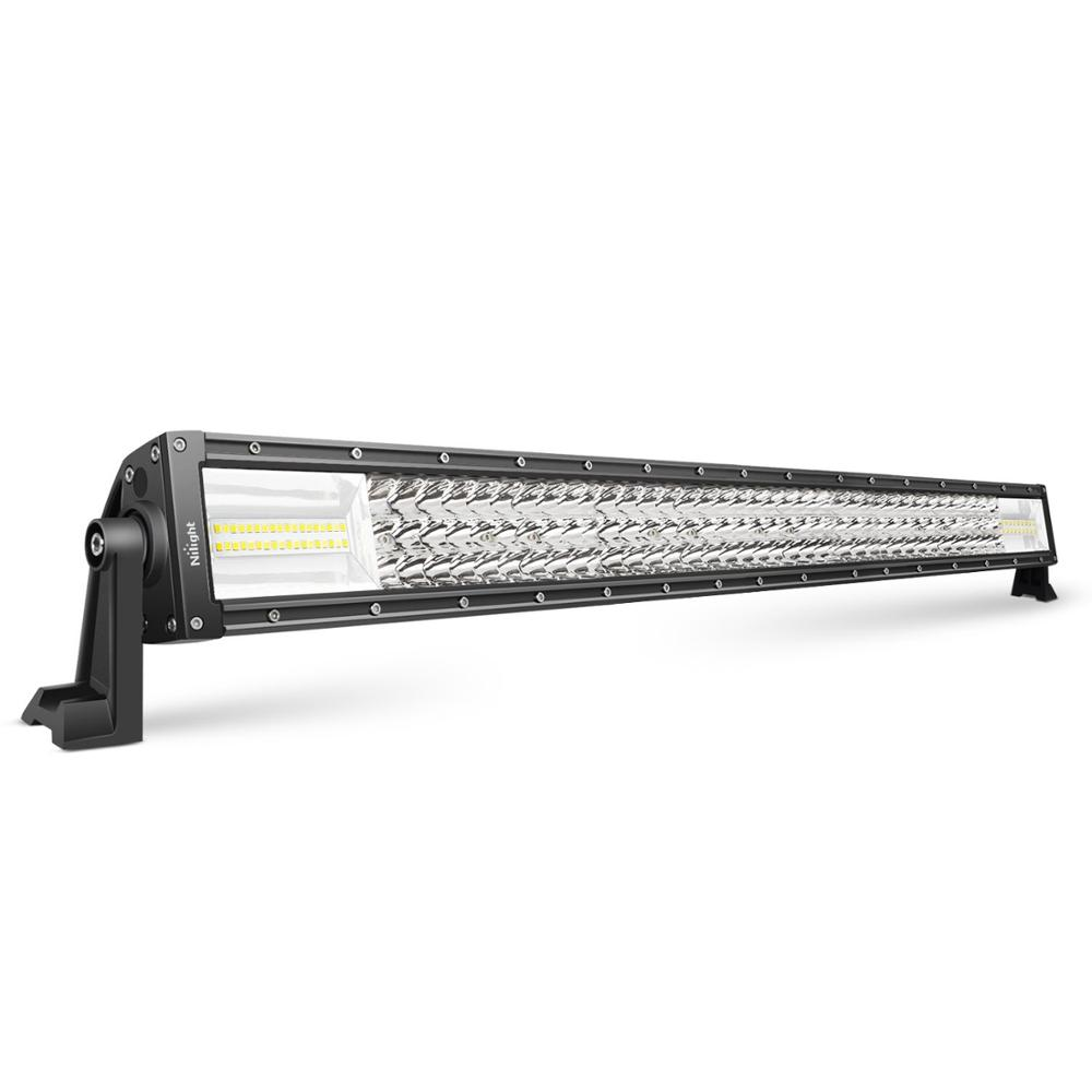 42inch 675W Adjust Auto Led Bar Light 4WD Led Light Bar for ATV UTV
