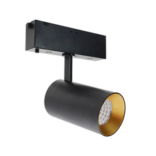 Housing Modern Adjustable Beam Color Changing Linear Ceiling Spot Lamp Dimmable COB LED Track Light