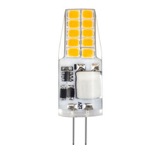 3W No Flicker G4 Silica LED Bulb 20LED RA&gt;80 100LM/<strong>W</strong>