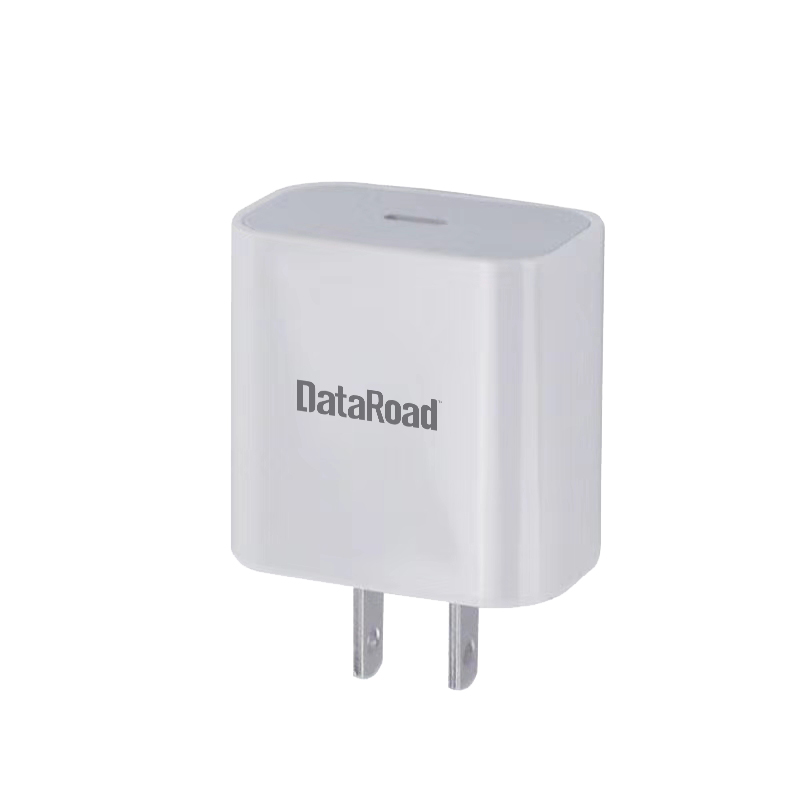 DataRoad Hot sale 18W Type <strong>C</strong> quick charger US EU UK AU JP KR plug qc3.0 fast mobile travel charger for mobile phone iPhone <strong>12</strong>