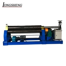 high quality <strong>W11</strong> 10x1500 symmetrical mechanical type steel roller <strong>bending</strong> <strong>machine</strong> 3 roller sheet metal <strong>plate</strong> rolling <strong>machine</strong>