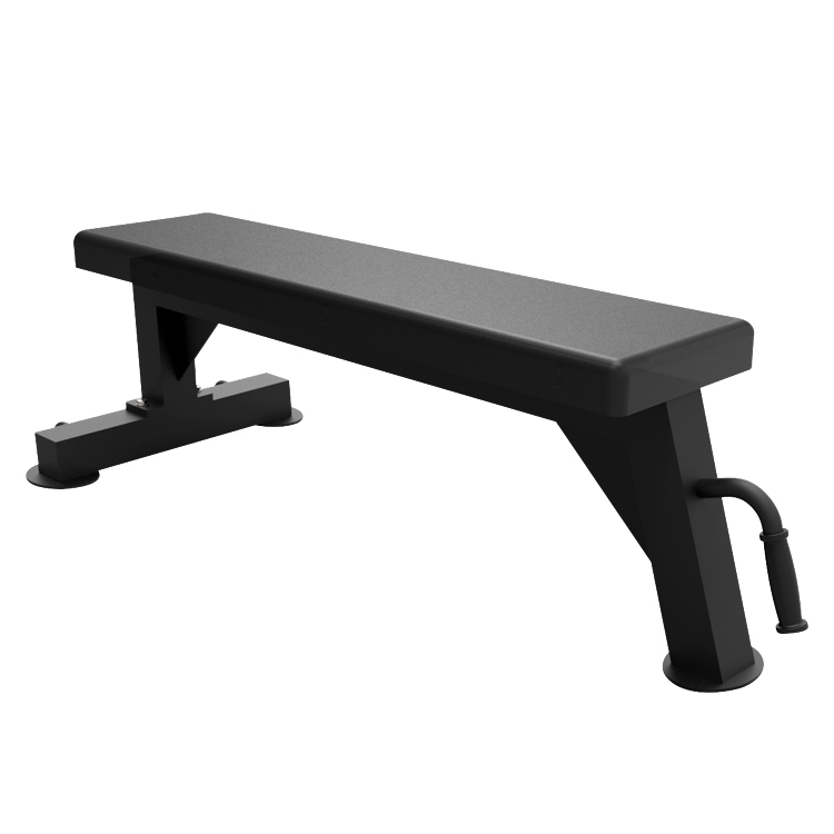 Steel bodybuilding customized logo <strong>fitness</strong> exercise commercial use flat sit up bench