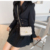 Winter 2020 Fake Fur Houndstooth Cross body bag Women Purses Fashionable handbags Clutch bag