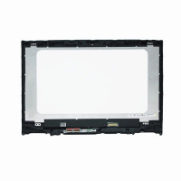 14'' Laptop lcd led screen assembly with frame For Lenovo yoga 520-14IKB yoga 520-14 Touchscreen Digitizer IPS Display Assembly