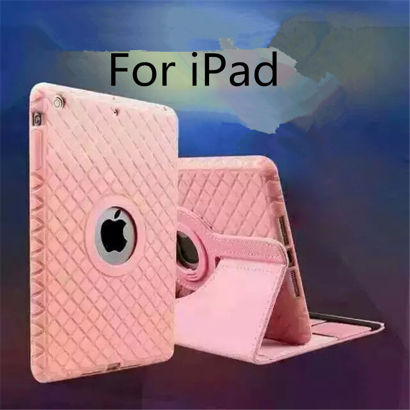 360 degree rotate PU leather case for <strong>ipad</strong> Air 3 10.5 model 2019 Soft TPU back case