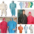 cleanroon clothing safety clothes PP Nonwoven coverall