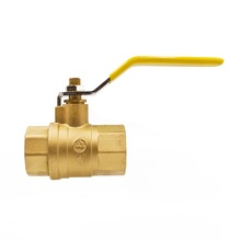 600WOG valve price Full port NPT Thread 4 inch kitz dn20 Brass gas ball cock ball valve with Certification