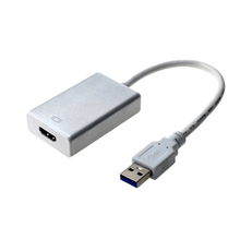1920*1080 USB3.0 to HDMI Adapter Converter Full HD Cable for HDTV, <strong>Projector</strong>