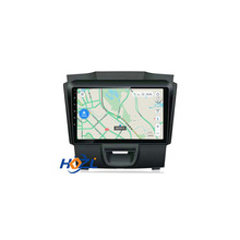 Wholesale Hot Selling <strong>10</strong>&quot; Quad core 2 din Car <strong>Auto</strong> Radio Android 8.0 for Isuzu D-max MU-<strong>X</strong> Car Multimedia GPS Player