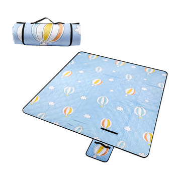 2019 Outdoor Gear Comfortable 4-6 Person Camping Large Waterproof Cotton Picnic Blanket With CE