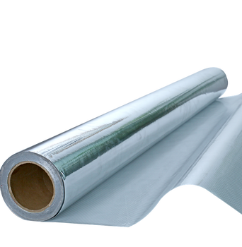 96% reflectivity radiant barrier insulation foil